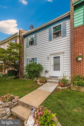 Row/Townhouse, Colonial - FREDERICK, MD