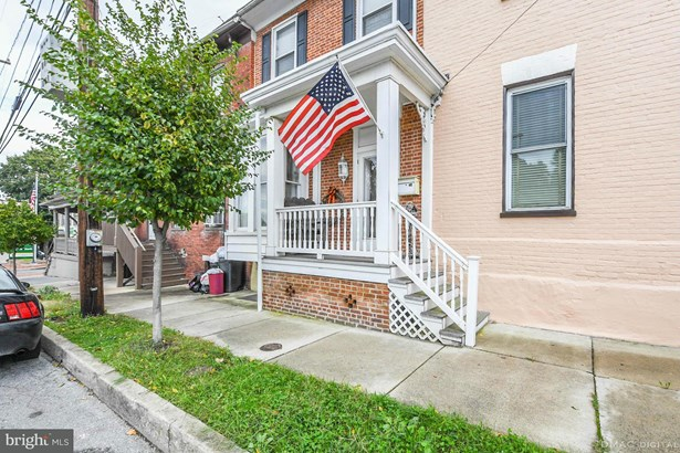 Townhouse, Victorian - WILLIAMSPORT, MD (photo 1)