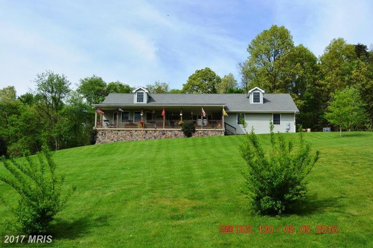 Rancher, Detached - SHARPSBURG, MD (photo 1)