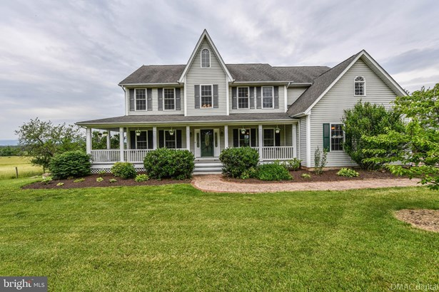 Colonial, Detached - ROCKY RIDGE, MD