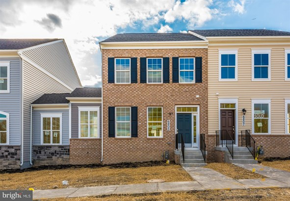 Row/Townhouse, Colonial - NEW MARKET, MD