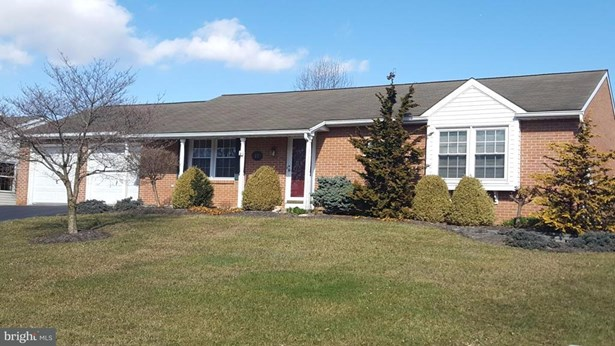 Ranch/Rambler, Detached - HAGERSTOWN, MD (photo 1)
