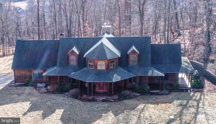 Single Family Residence, Contemporary - HEDGESVILLE, WV (photo 1)