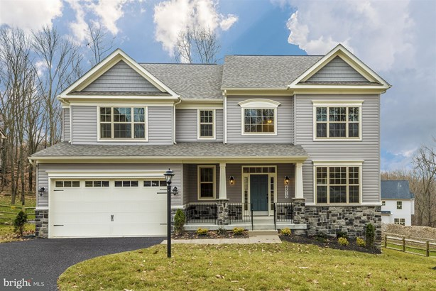 Single Family Residence, Colonial - Mt Airy, MD (photo 1)