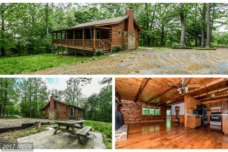 Detached, Log Home - MONROVIA, MD (photo 1)