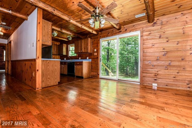 Detached, Log Home - MONROVIA, MD (photo 3)