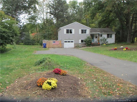 Single Family For Sale, Split Level - Suffield, CT (photo 1)