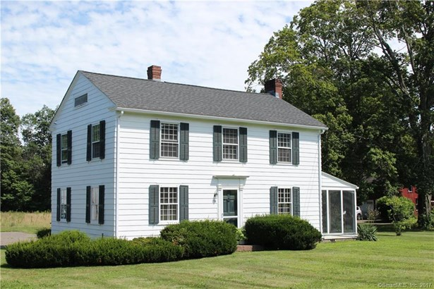 Single Family For Sale, Colonial,Farm House - Granby, CT (photo 1)