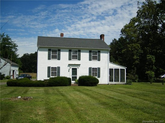 Single Family For Sale, Colonial,Farm House - Granby, CT (photo 3)