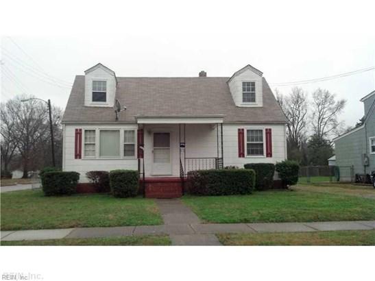 Over/Under, Duplex,Multi Family Residential - Norfolk, VA