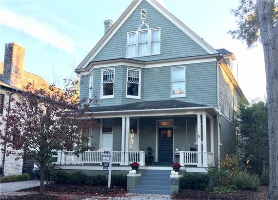 Detached,Detached Residential, Traditional,Victorian - Norfolk, VA