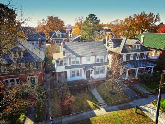 Colonial,Traditional, Detached,Detached Residential - Norfolk, VA