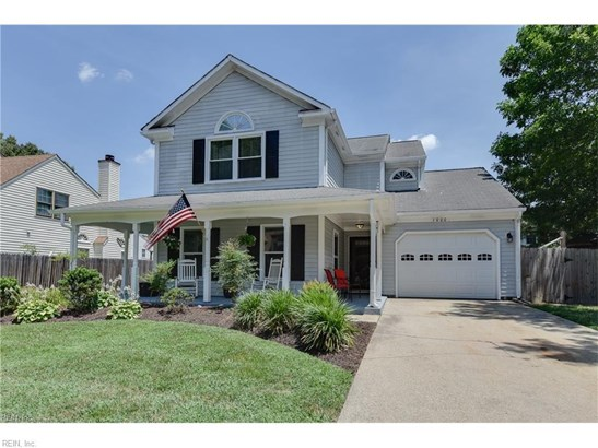 Colonial, Detached,Detached Residential - Virginia Beach, VA (photo 1)