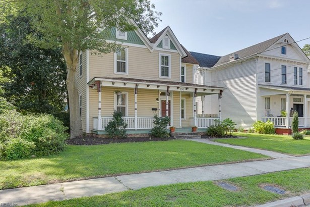 Victorian, Detached,Detached Residential - Portsmouth, VA