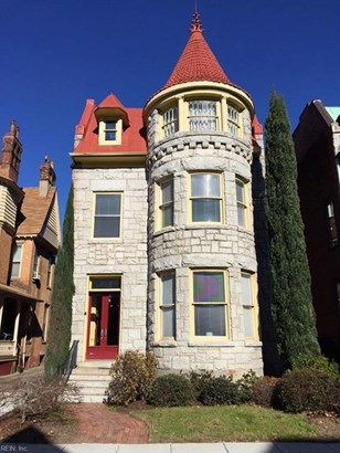 Detached,Detached Residential, Traditional,Victorian - Norfolk, VA (photo 1)
