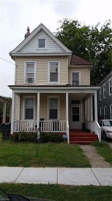 Victorian, Detached,Detached Residential - Norfolk, VA (photo 1)