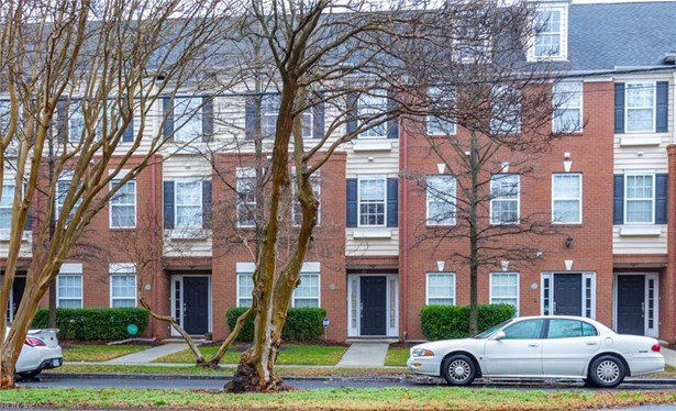 Attached,Attached Residential, Townhouse - Norfolk, VA (photo 2)