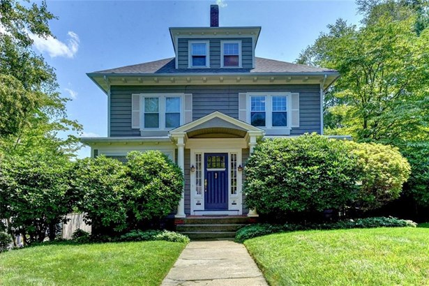 Single Family-Attached - East Side of Providence, RI