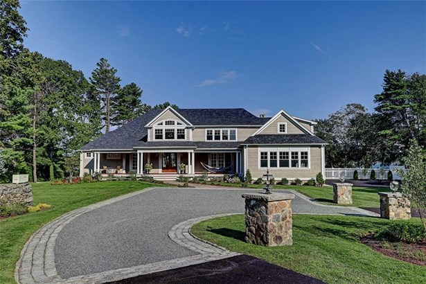 Colonial,Contemporary - Barrington, RI (photo 2)