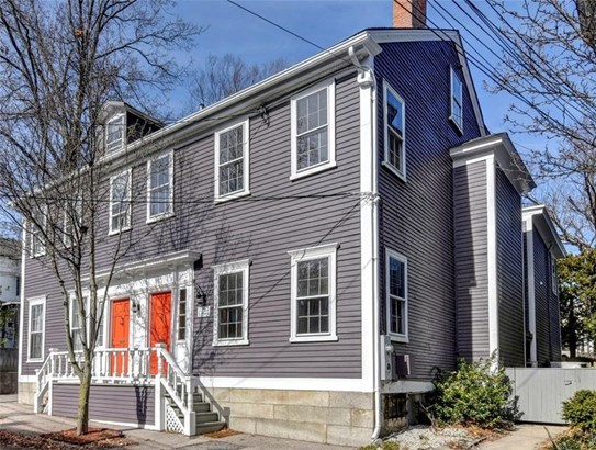 Historic,Single Family-Attached,Town House - East Side of Providence, RI