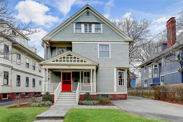 Historic - East Side of Providence, RI