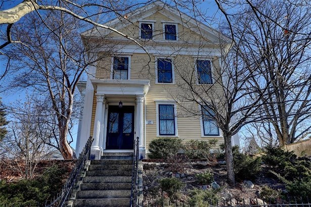Historic - East Side of Prov, RI (photo 1)