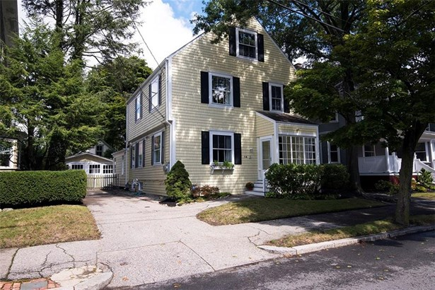 Colonial,Cottage - East Side of Prov, RI (photo 1)