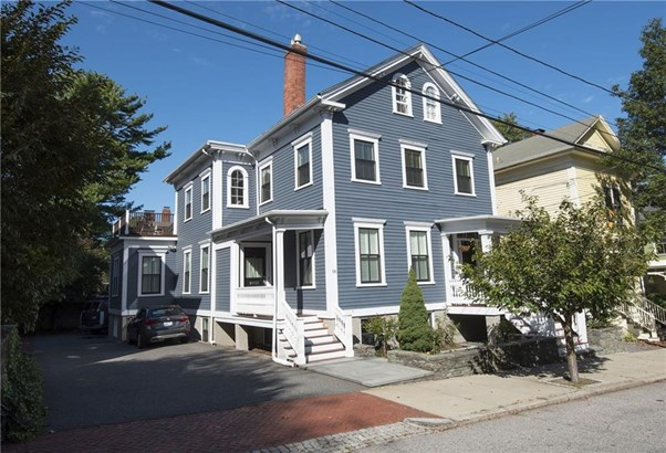 Town House - East Side of Prov, RI (photo 1)