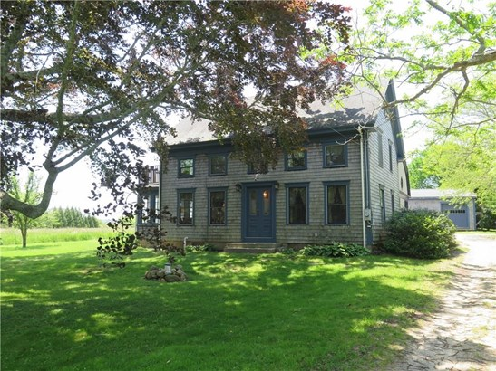 Colonial,Historic, Colonial - Westport, MA