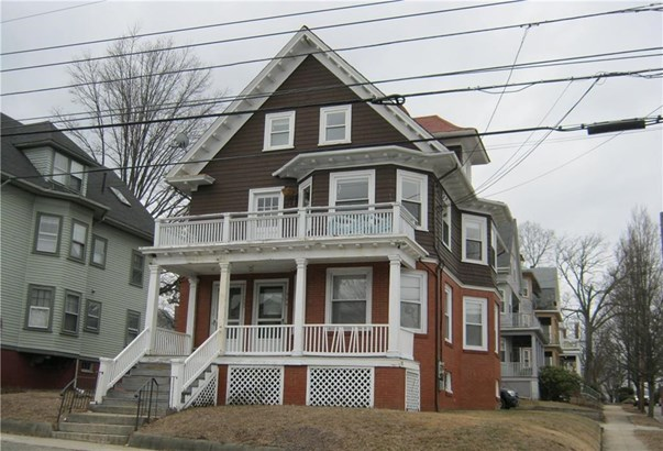 Apartment - East Side of Providence, RI