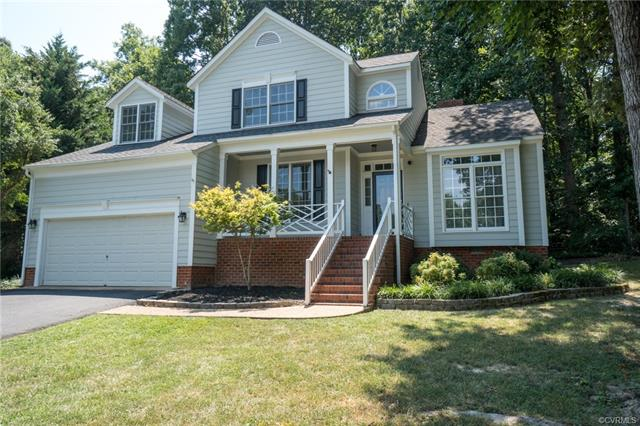 2-Story,Contemporary, Detached - Chesterfield, VA