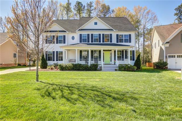 2-Story,Colonial, Detached - New Kent, VA