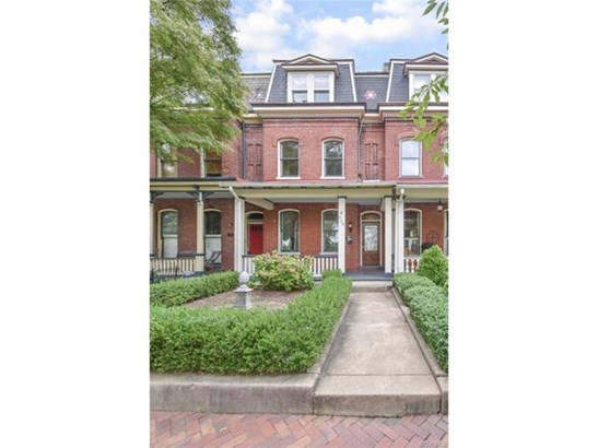 Attached, Rowhouse/Townhouse - Richmond, VA (photo 1)