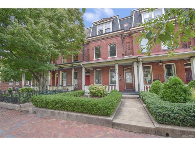 Attached, Rowhouse/Townhouse - Richmond, VA (photo 2)