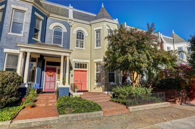 Attached, 2-Story,Rowhouse/Townhouse - Richmond, VA