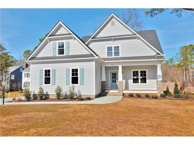 Cape,Cottage/Bungalow,Craftsman, Detached - Chesterfield, VA (photo 1)