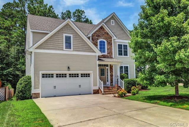 2-Story, Detached - Chesterfield, VA