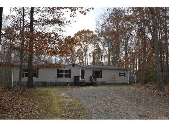 Manufactured Homes,Ranch, Detached - Goochland, VA (photo 1)