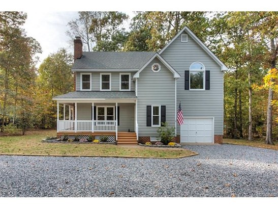 2-Story,Transitional,Victorian, Detached - Chesterfield, VA (photo 4)