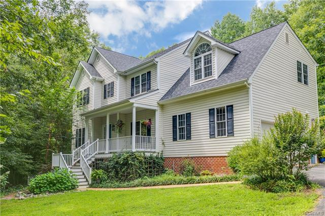Transitional, Detached - Chesterfield, VA