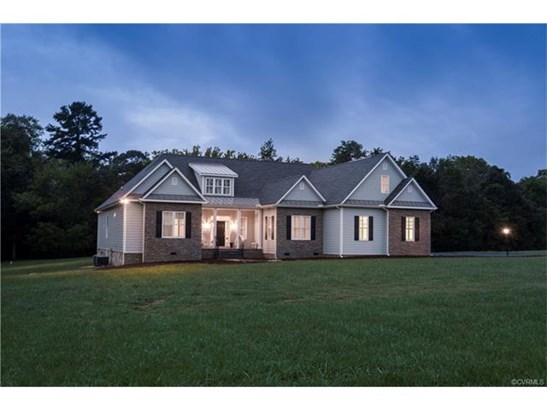 Cottage/Bungalow,Craftsman,Custom, Detached - Goochland, VA (photo 1)
