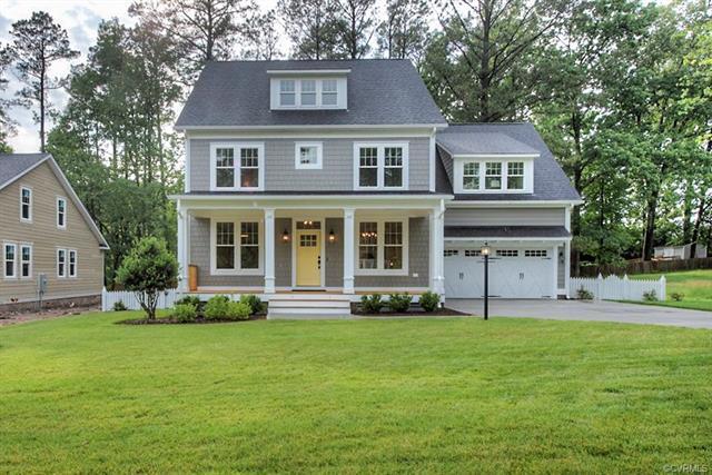 2-Story,Cottage/Bungalow,Craftsman, Detached - Henrico, VA