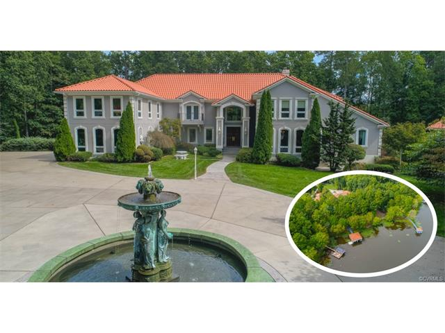 Custom,Mediterranean/Spanish, Detached - Chesterfield, VA (photo 1)