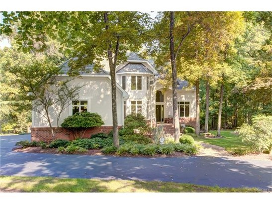 Detached, 2-Story,Custom,Mediterranean/Spanish - Chesterfield, VA (photo 1)