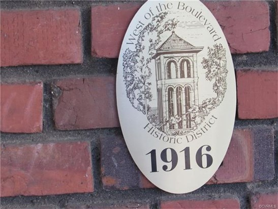 Colonial,Rowhouse/Townhouse, Detached - Richmond, VA (photo 5)