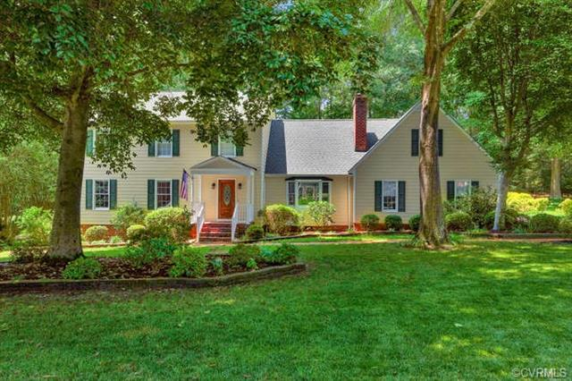 2-Story,Colonial, Detached - Chesterfield, VA