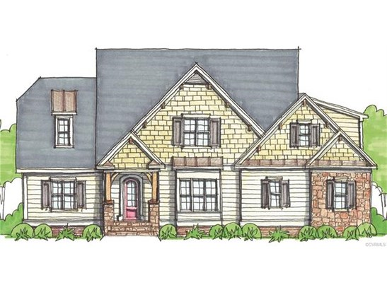 2-Story,Cottage/Bungalow,Craftsman, Detached - Chesterfield, VA (photo 2)