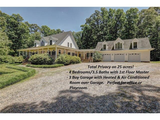 2-Story,Cape, Detached - Chesterfield, VA (photo 1)
