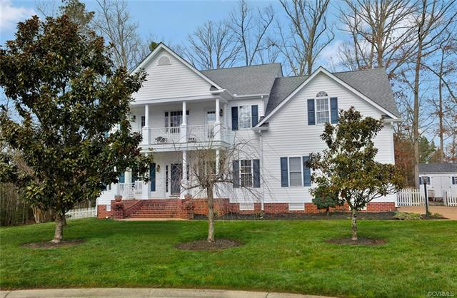 Transitional, Detached - Chesterfield, VA (photo 1)