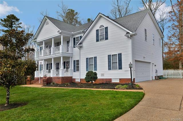 Transitional, Detached - Chesterfield, VA (photo 2)